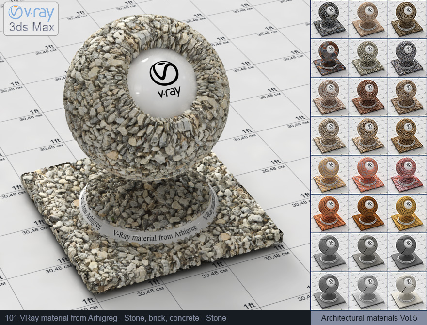 Vray stone material free download (101)