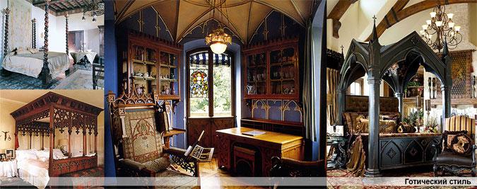 Gothic Style Interior Design gothic style - interior design style